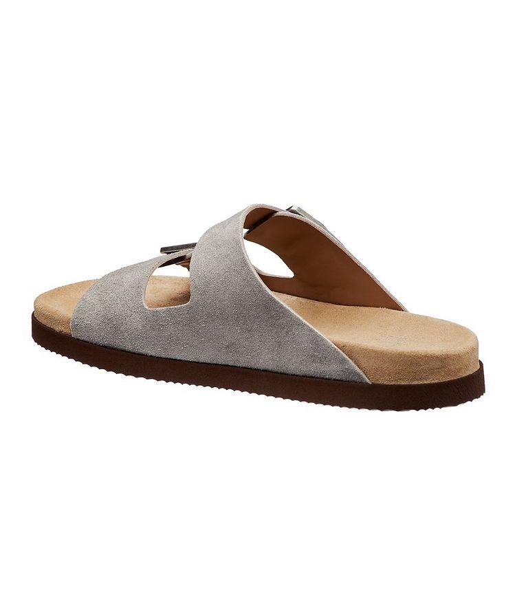 Suede Sandals image 1