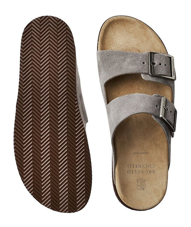 Suede Sandals picture 3