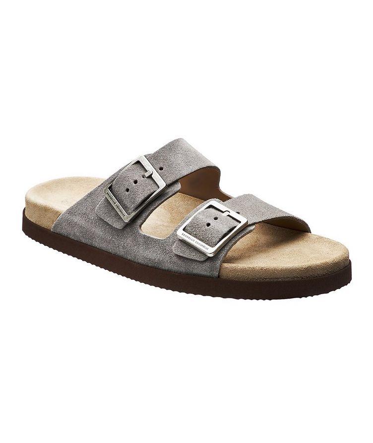 Suede Sandals image 0