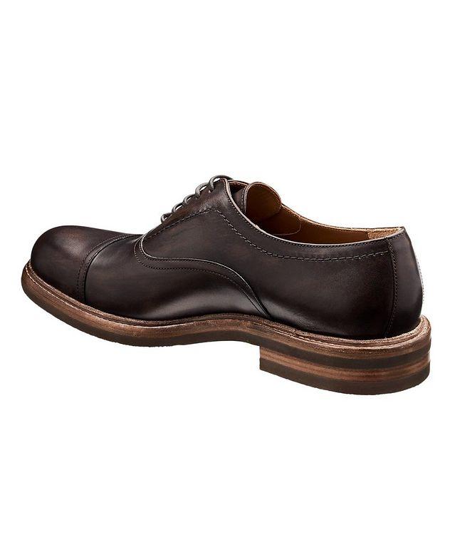 Chaussure lacée à bout rapporté picture 2