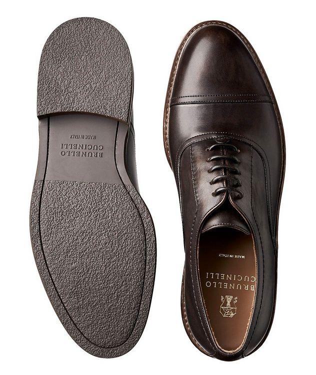 Chaussure lacée à bout rapporté picture 3
