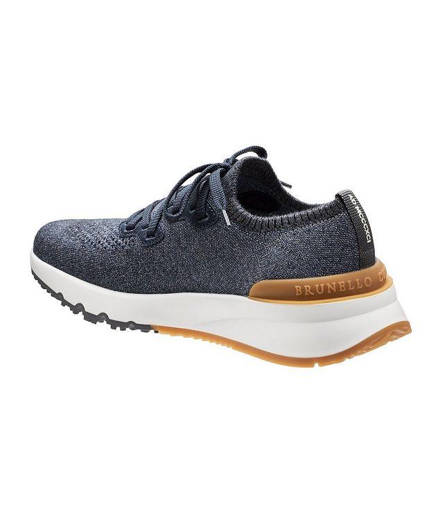 Chaussure-chaussette en tricot picture 2