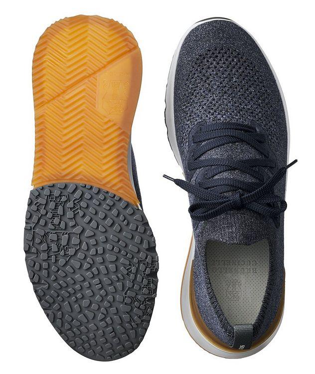 Chaussure-chaussette en tricot picture 3