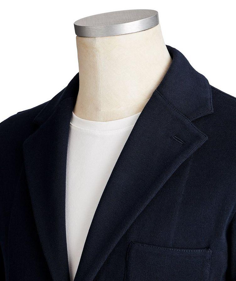 Knit Sweater Jacket image 1