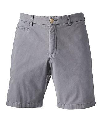 Ballin Stretch-Twill Shorts