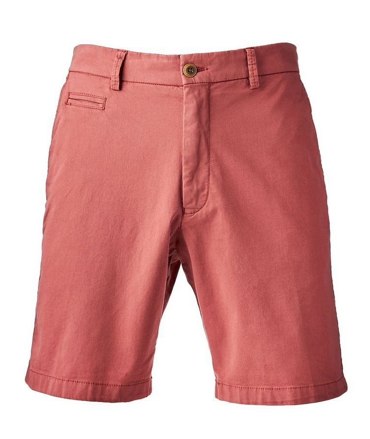 Stretch-Twill Shorts image 0