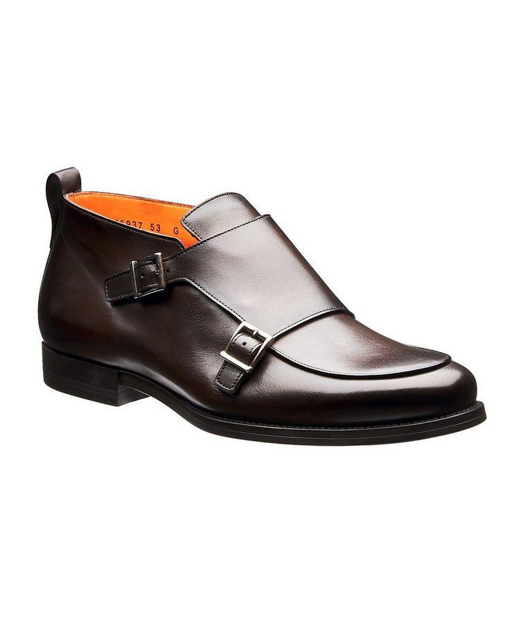 Double Monkstrap Boots image 0