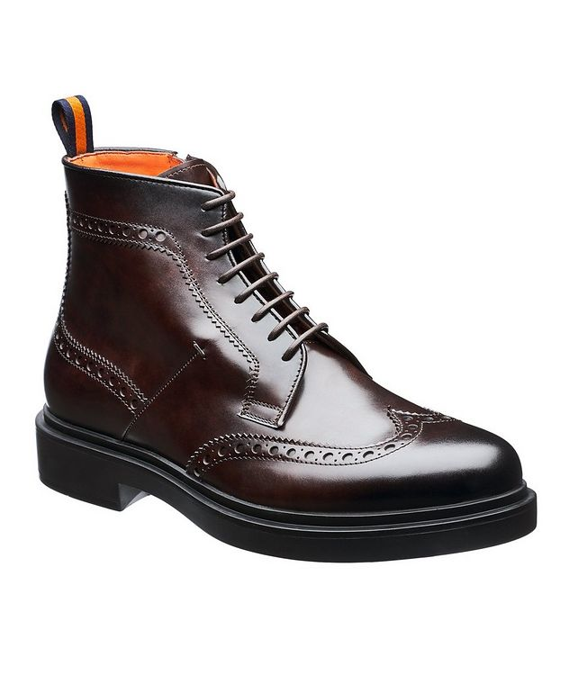 Wembley Wingtip Boots picture 1