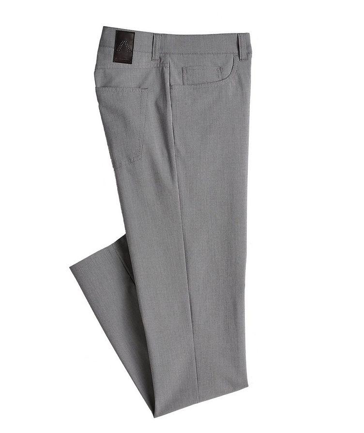 Ceramica Pipe Slim Fit Stretch Pants image 0