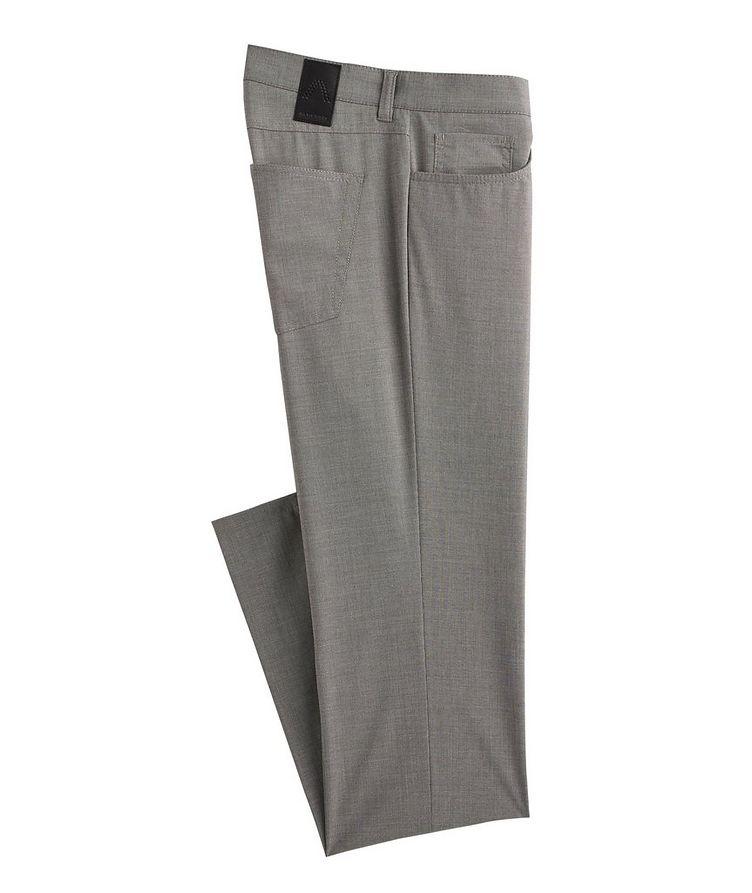 Ceramica Pipe Slim Fit Pants image 0