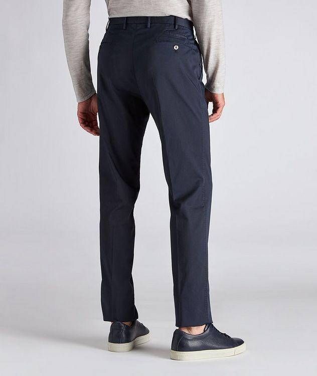 Slim Fit Cotton-Blend Pants picture 3