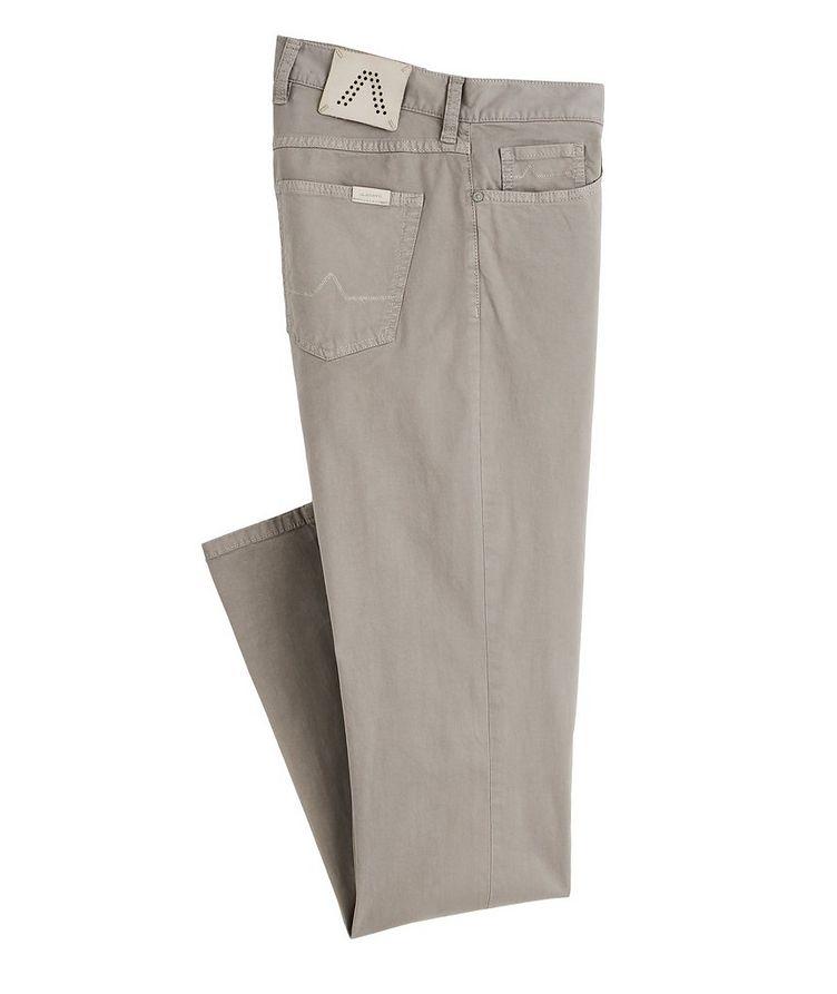 Pipe Luxury T400 Slim Fit Jeans image 0
