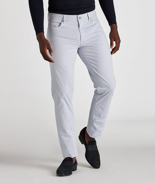 Pipe Luxury T400 Slim Fit Jeans picture 2