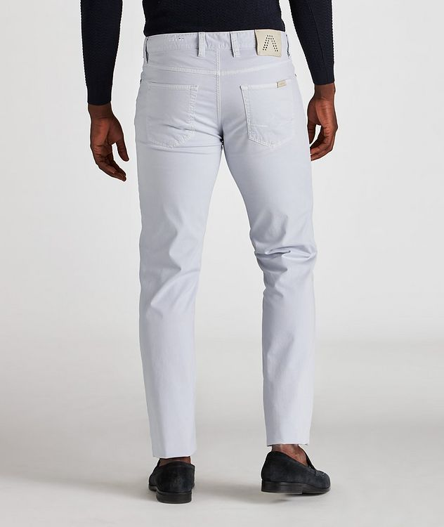 Pipe Luxury T400 Slim Fit Jeans picture 3
