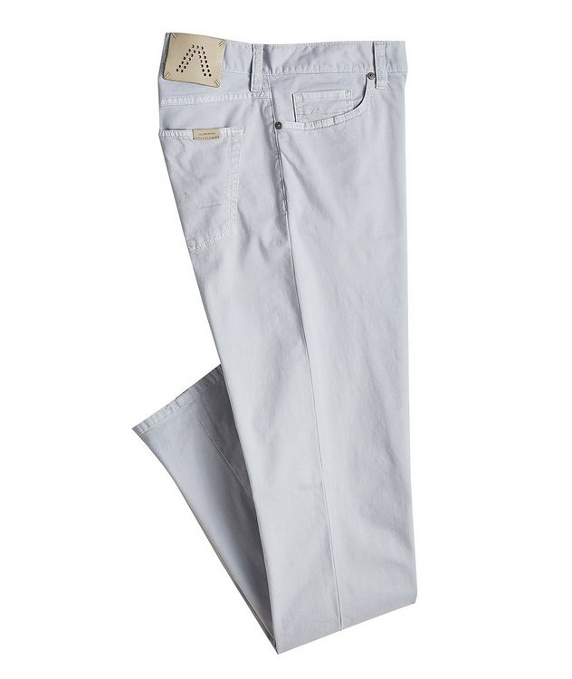 Pipe Luxury T400 Slim Fit Jeans picture 1