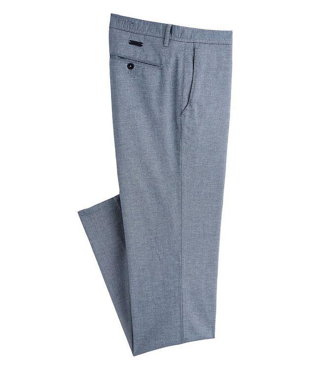 Rob Slim Fit Stretch-Cotton Pants picture 1