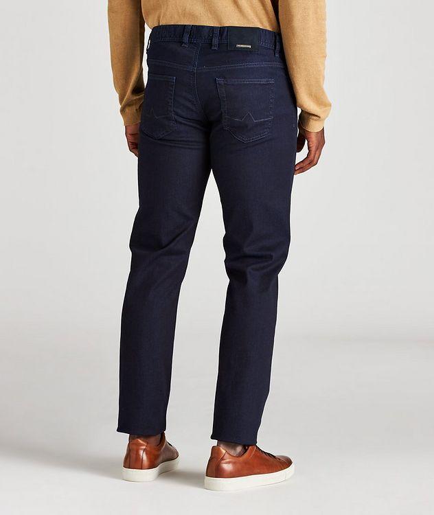 Slim-Fit Pipe Premium Business Jeans picture 3