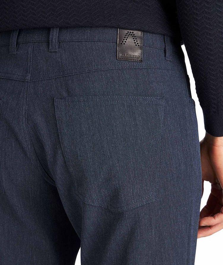 Ceramica Pipe Slim Fit Pants image 2