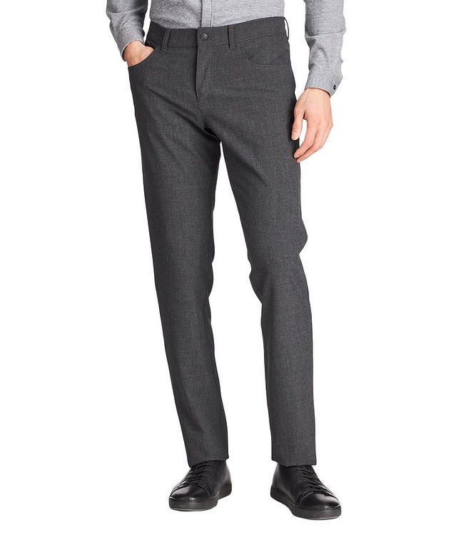 Ceramica Pipe Slim Fit Pants picture 1