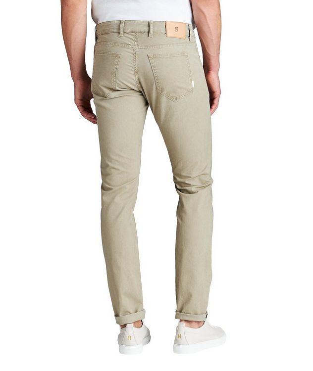 Slim Fit Five-Pocket Pants picture 2