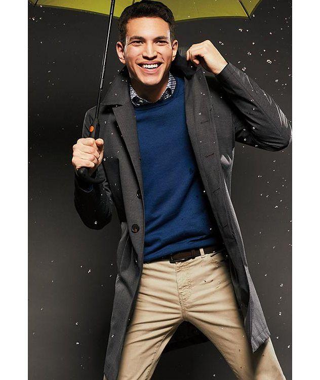Slim Fit Five-Pocket Pants picture 4