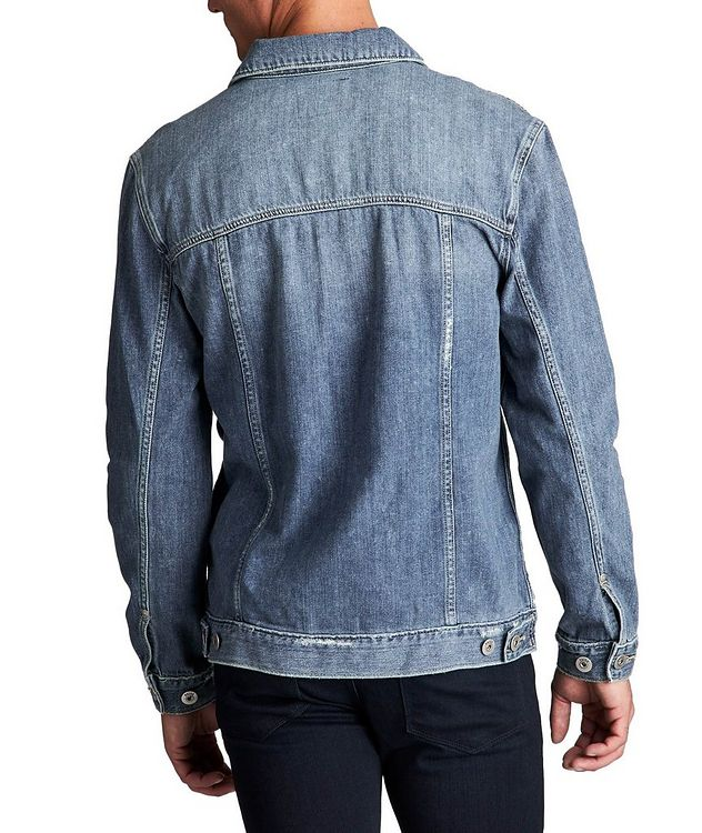 Blouson Scout en denim picture 2