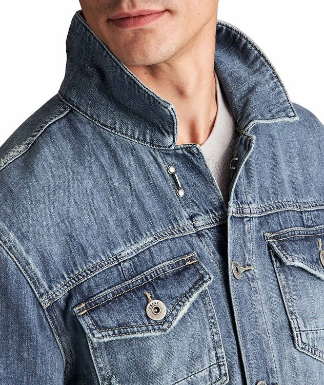 Blouson Scout en denim picture 3