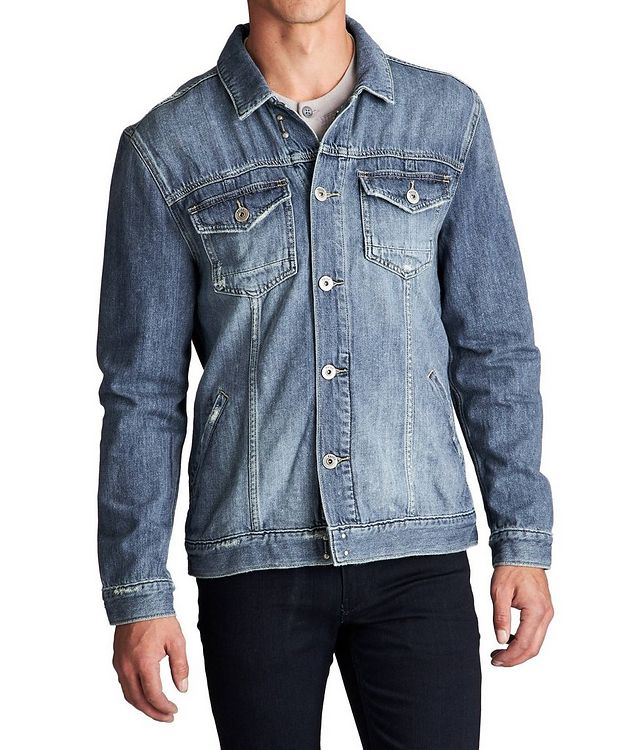 Blouson Scout en denim picture 1