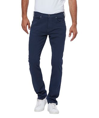 Paige Federal Slim Straight Transcend Jeans
