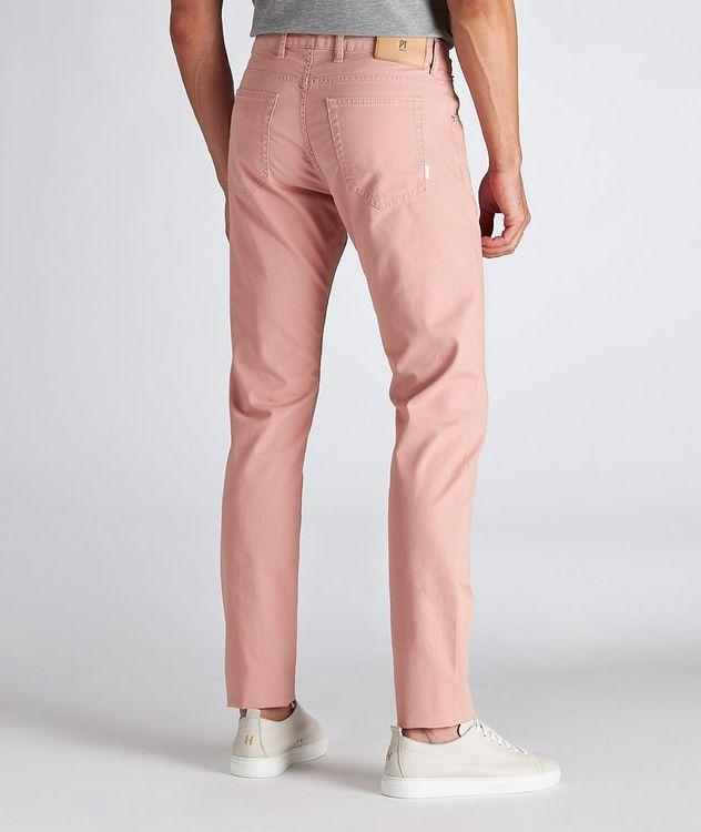 Soul Slim Fit Stretch-Cotton Pants picture 3