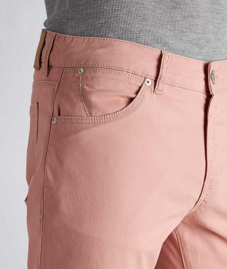 Soul Slim Fit Stretch-Cotton Pants image 3