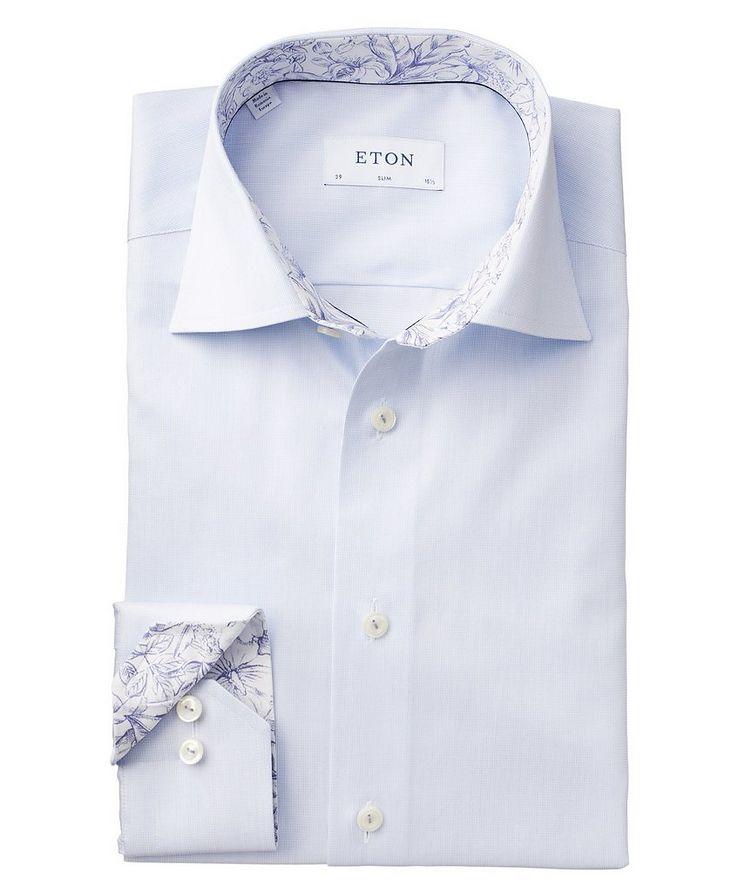 Chemise habillée de coupe amincie image 1