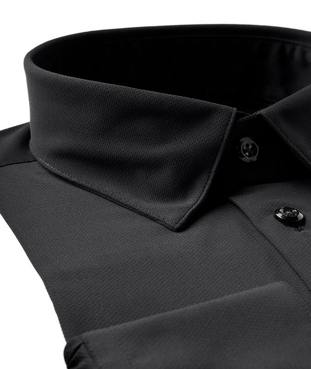 Perforated Stretch-Performance Shirt picture 2