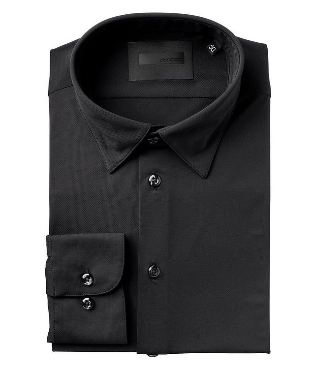 Perforated Stretch-Performance Shirt picture 1
