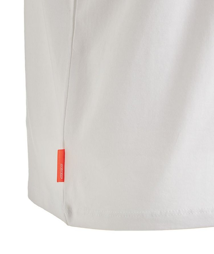 Stretch-Cotton Performance T-Shirt image 2