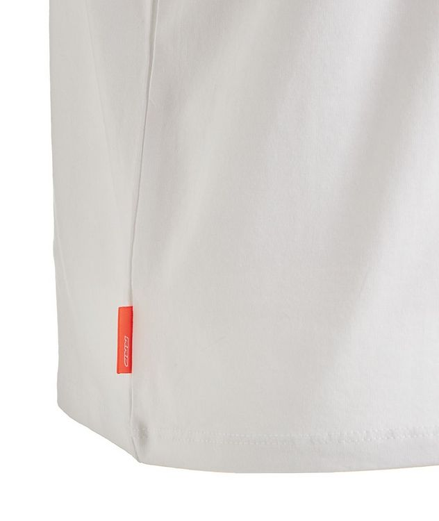 Stretch-Cotton Performance T-Shirt picture 3