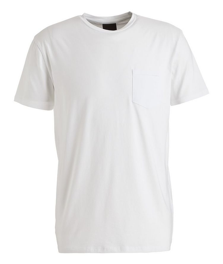 Stretch-Cotton Performance T-Shirt image 0