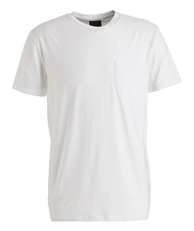Stretch-Cotton Performance T-Shirt picture 1