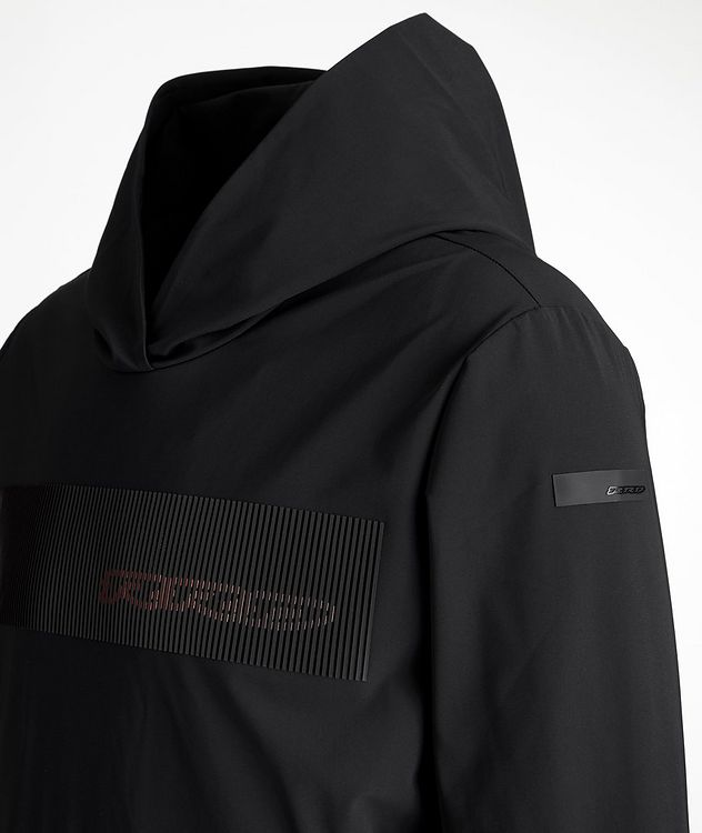 Stretch Nylon Hoodie picture 2