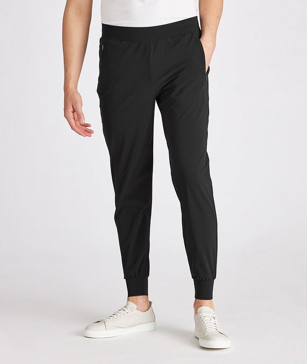 Stretch-Blend Tech Joggers picture 2