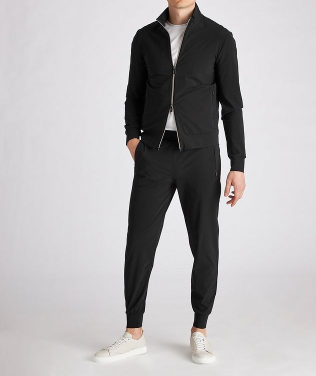 Stretch-Blend Tech Joggers picture 4