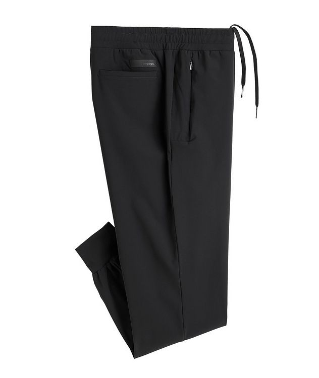 Stretch-Blend Tech Joggers picture 1