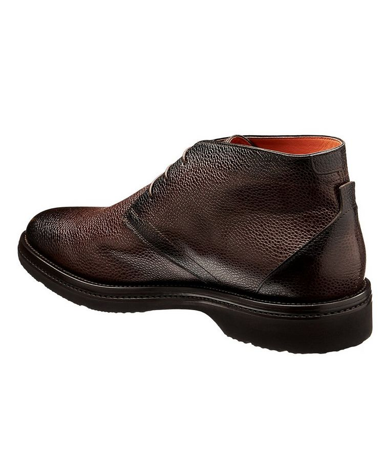 Burnished Chukka Boots image 1