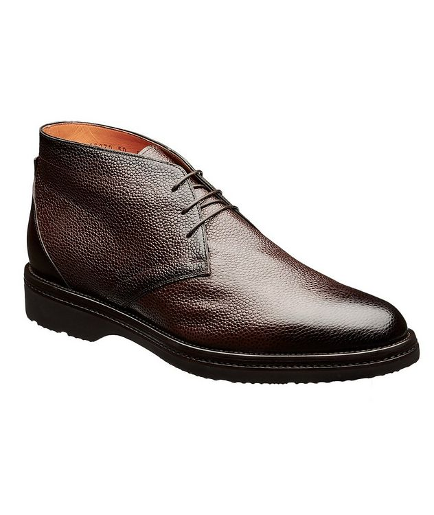 Burnished Chukka Boots picture 1