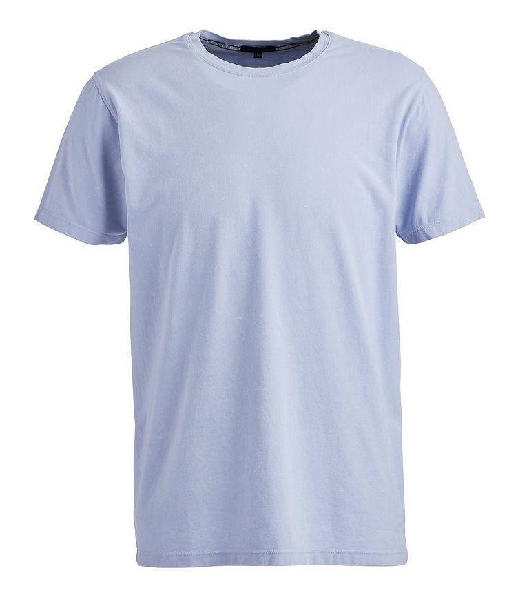 Stretch Crew-Neck T-Shirt image 0