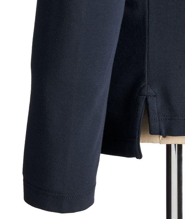 Half-Zip Long-Sleeve T-Shirt picture 3