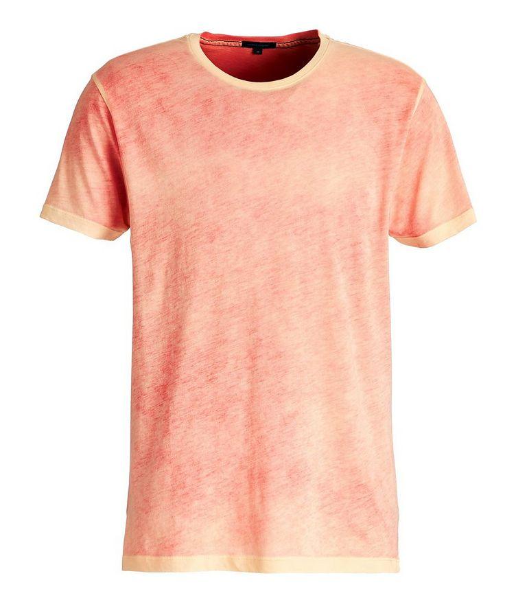Tie-Dye Pima Cotton T-Shirt image 0