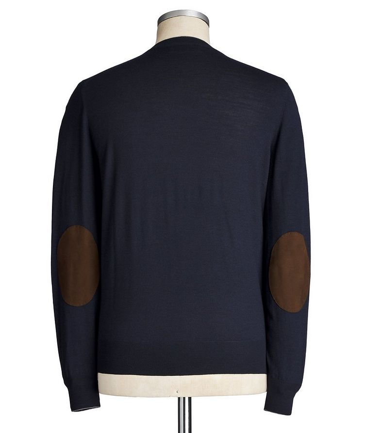 Virgin Wool-Cashmere Sweater image 1