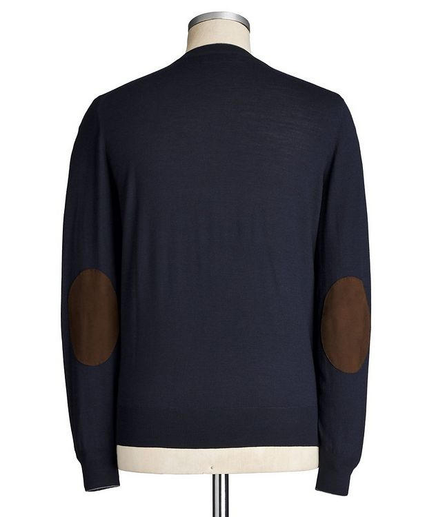 Virgin Wool-Cashmere Sweater picture 2