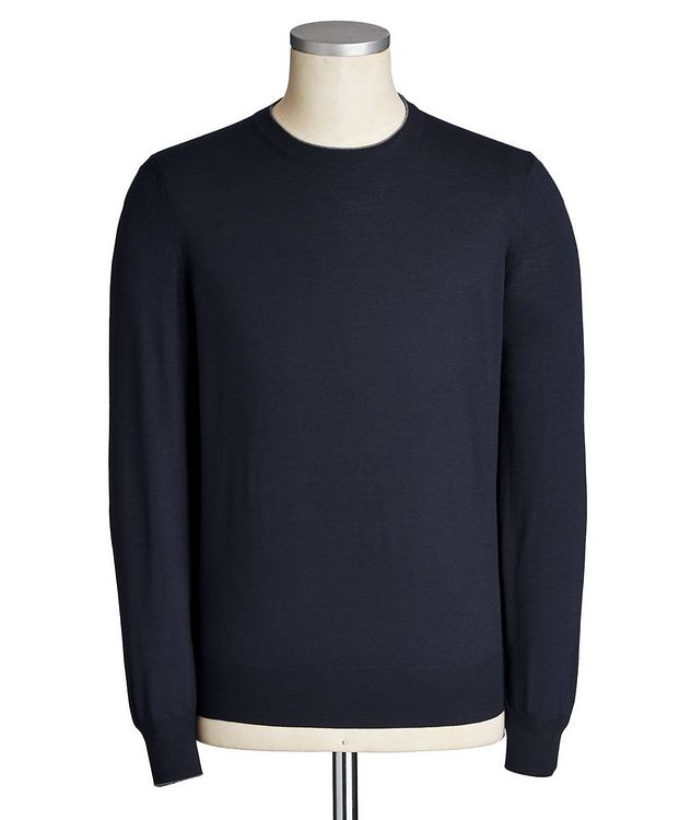 Virgin Wool-Cashmere Sweater picture 1